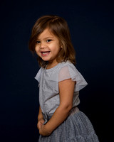 2-year-old studio child portrait photographer