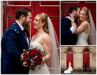 Windsor Guildhall Christopher Wren winter wedding photography 04