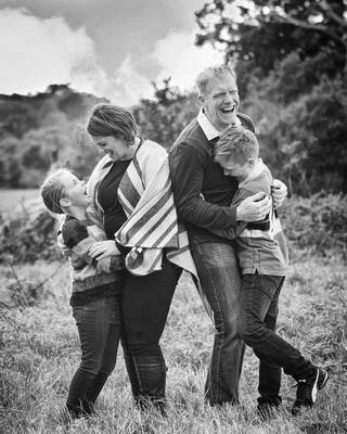 Autumn family photoshoot 3