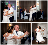 Winter wedding photography Windsor Castle Hotel 08