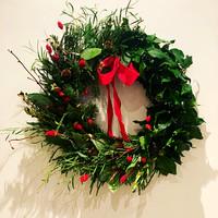 Lisa Darban wreath