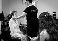 Windsor Berskshire weddings - finding a hair and make-up artist