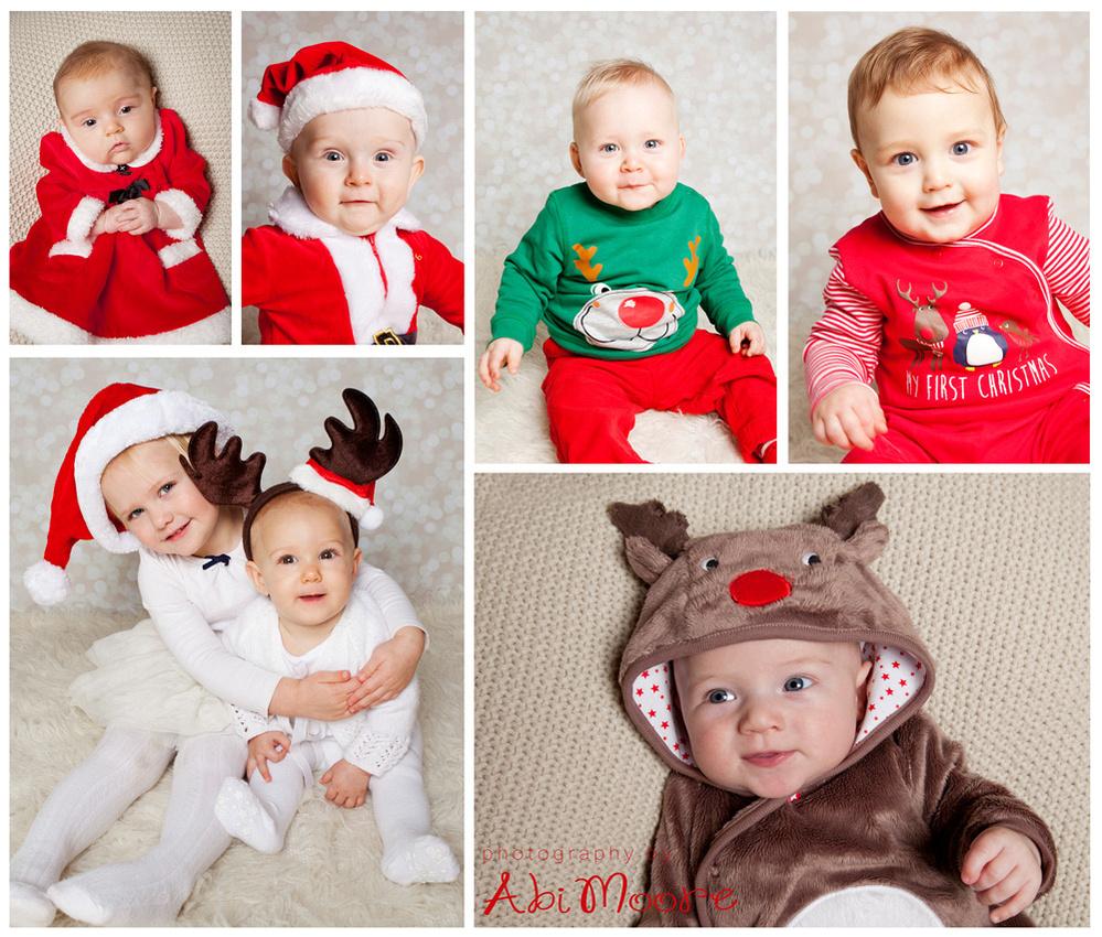 Christmas photographs