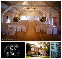 Stoke Place wedding photographer