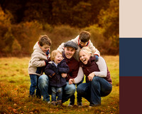 clothing - autumn family session neutrals & burgundy