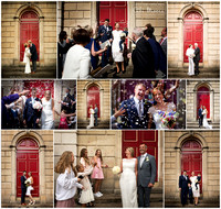 Windsor Guildhall wedding photography 01 - Guildhall red doors