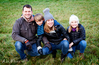 Family photoshoot Windsor Great Park 2