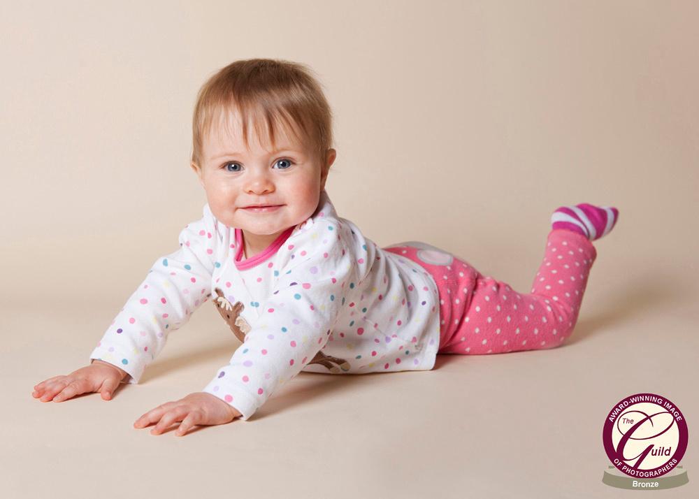 Award-winning baby image