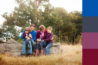 clothing - autumn family shoot bolds