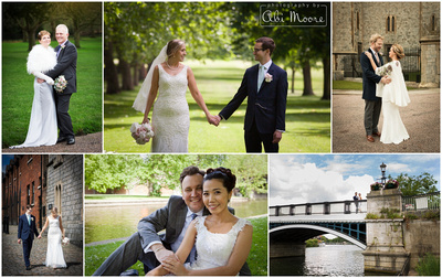 Windsor Guildhall wedding photography 06 - River Thames, Long Walk & castle photos