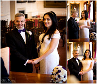 Windsor Guildhall & Danesfield House wedding photographer